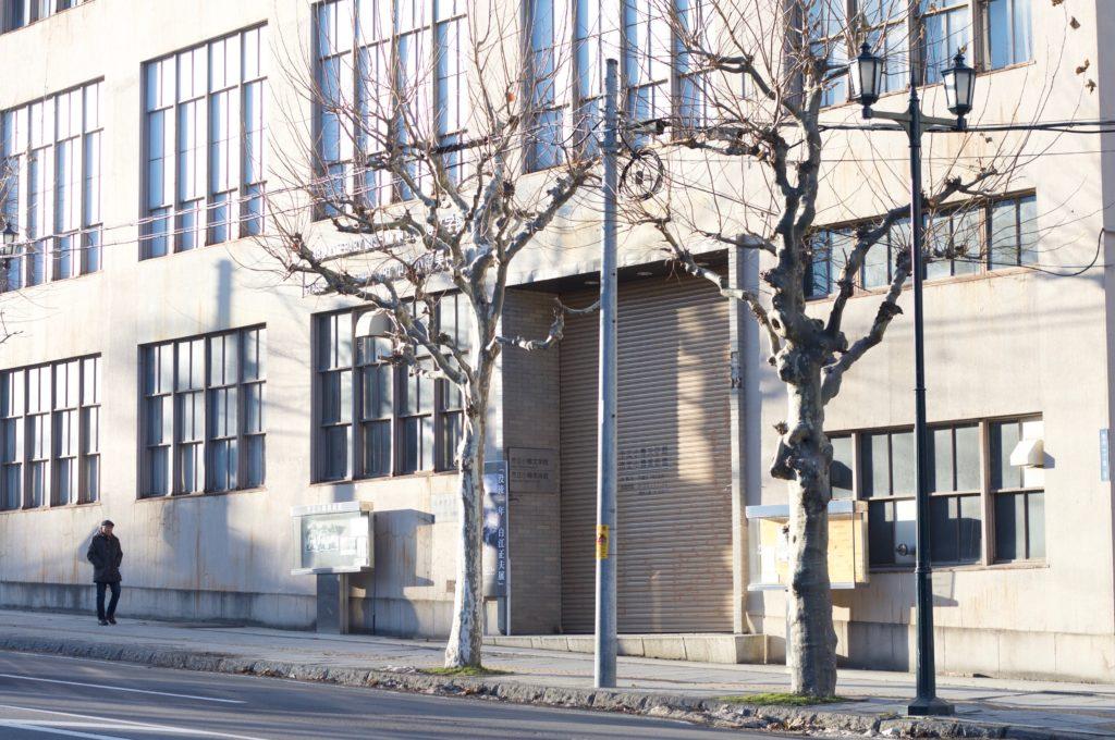 市立小樽文学館・美術館