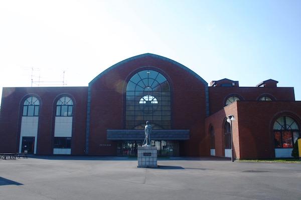 小樽市総合博物館(本館)